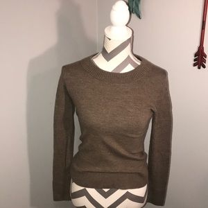 Banana republic Xs brown sweater